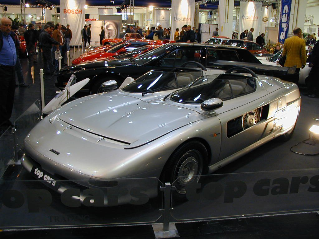 -www.AudiStory.com- Jens' Audi Page: Italdesign Aztec  -www.AudiStory....